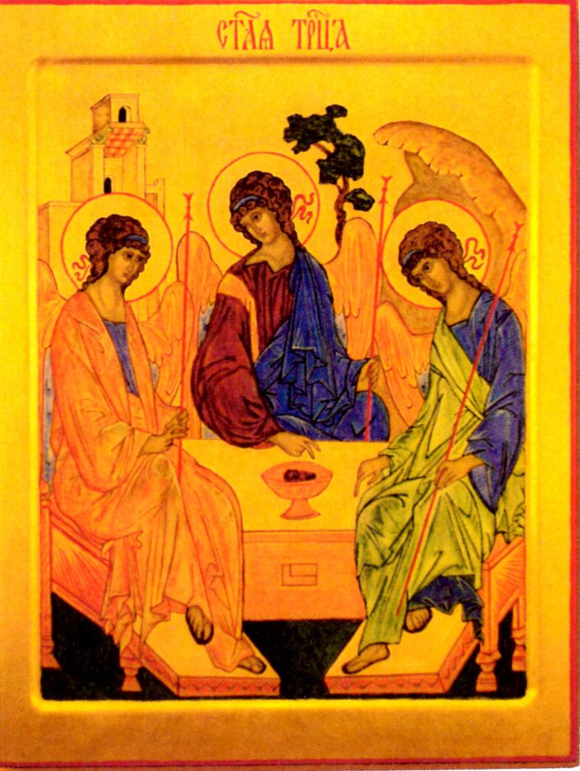 Trinity icon
