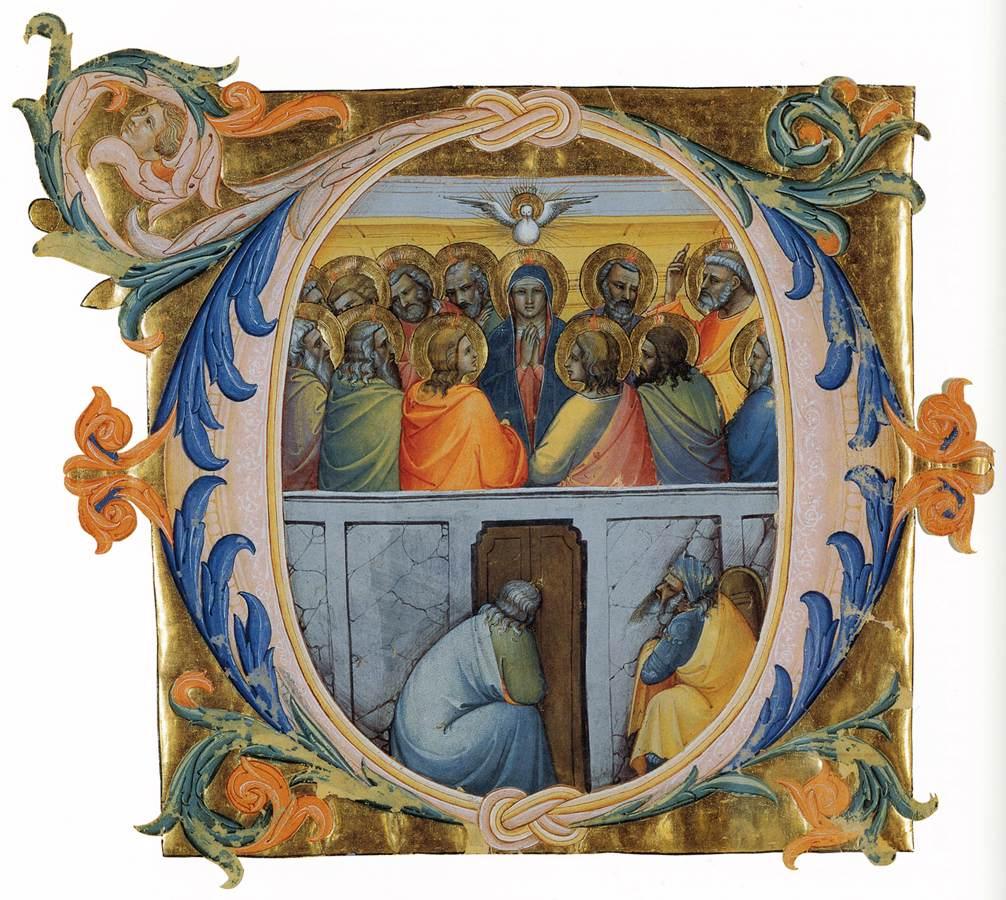 Lorenzo Monaco Pentecost 2